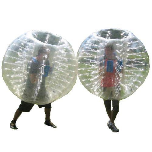 bubble voetbal spel