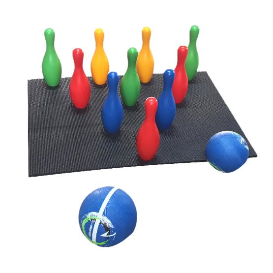 voetbal bowling huren